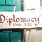Diplomacy War Strategy Game 4-7 Adult Players by Games Research #9100 NO BOX