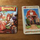 Snorta !  Game PART ONLY!  ONE game card ONLY!  Barn Direction Card