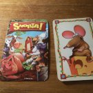 Snorta !  Game PART ONLY!  ONE game card ONLY!  Mouse Card