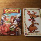 Snorta !  Game PART ONLY!  ONE game card ONLY!  Dog  Card