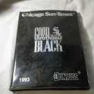 1993 GOOD GUYS WEAR BLACK, Chicago Sox Baseball Card Collection, Chicago Sun-Times