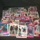 Lot of 35 Assorted Baseball Cards