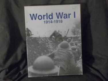 World War I - Strategy Game with Bonus Book/Magazine - Strategy & Tactics #51