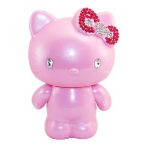 Kawaii Sanrio Hello Kitty 35th Anniversary Coin/Money Bank NWT