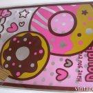 Kawaii Pink & Metallic Doughnut Donut Gift Bags NEW