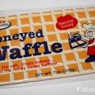 Kawaii Decole Malketta Honeyed Waffle Zipper Pouch NEW