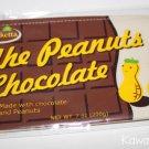 Kawaii Decole Malketta The Peanuts Chocolate Zipper Pouch NEW