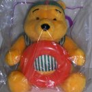 McDonald's Disney Singapore Winnie the Pooh Plush Swimmer NIP
