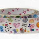 Kawaii Mind Wave Inc. Japan Medium Deco Tape Lucky Animal NEW