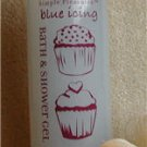 Simple Pleasures Bath & Shower Gel Wash - Candy Scents - Blue Icing