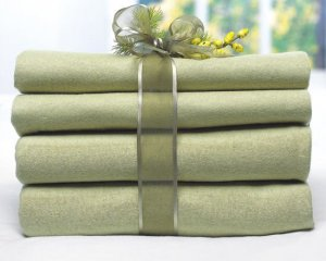 Jersey Sheet Set - QUEEN - Sage Green