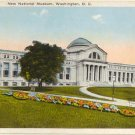 New National Museum, Washington, D.C.  Postcard Circa 1915 #0001
