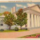 Custis-Lee Mansion, Arlington, VA Vintage Postcard circa 1930s  #0021