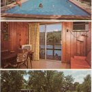 Cloud 9 Resort, Branson, MO Postcard  circa 1965 multi-view card  #0133