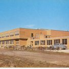 New Senior High School  Newton, Iowa  Postcard 1952 #0220