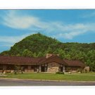 Sugarlands Visitor Center, Great Smoky Mountains National Park Postcard Gatlinburg circa 1960 #0295