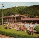 The Riverside Hotel Gatlinburg, Tennessee TN Postcard Circa early 1960s Triple A Logo  #0296