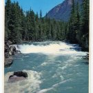 Falls in McDonald Creek, Glacier National Park, Montana  Postcard   #0326