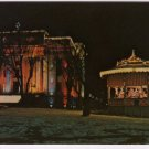 Yavapai County Courthouse  Prescott, AZ  Christmas decorations Carousel Postcard #0336