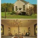 McComas Chapel at Colony Village, Canadensis, PA Postcard #0356
