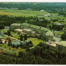 Hotel Hershey, Birds eye view from the back Hershey, PA Postcard #0359