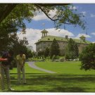 Hotel Hershey, View from the golf course  Hershey, PA Postcard #0361