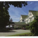 Entrance to Green Park Inn, Blowing Rock, NC Postcard  cars  #0375