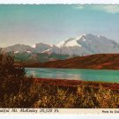 "Mt. McKinley and Wonder Lake in Autumn Alaska Craig Anderson photo ""alaska joe"" ORIGINAL #0412"