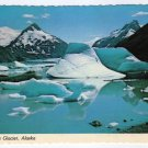 "Portage Glacier, Alaska Plastichrome Postcard ""alaska joe"" ORIGINAL #0414"