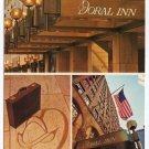Doral Inn Entrance New York City multi-view Postcard  #0438