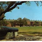 Postcard Lincoln Gun and Parade Ground Fort Monroe Old Point Comfort VA Walter H. Miller photo #0466