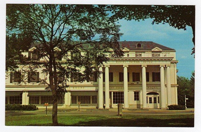 Boone Tavern Hotel Berea, KY Postcard 1950s Dexter Press