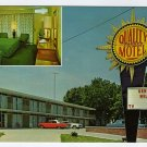 General Nelson Motel Bardstown, KY Quality Motel 1960s Postcard Phillips 66 Neal Cornett photo