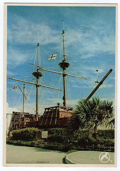 The Deliverance, St. George's, Bermuda Prints for framing Ann Spurling photo ship