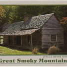 "Jungle Brook Homestead - Noah ""Bub"" Ogle Farm Postcard Great Smoky Mountains National Park"