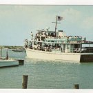 Tourist Ship Captain Thomas Reedville to Tangier Island, VA Postcard Captain Stanley Bowis #0519