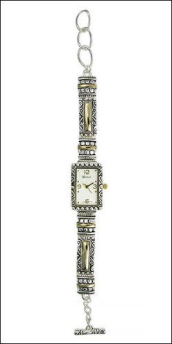 Brighton Inspired  Geneva Cuff Watch Bracelet Western 101