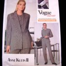 Vogue 2413 Anne Klein II Career Misses Suit Sewing Pattern