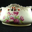 Royal Floretta Ware Austria Console Ceramic Pottery Vase