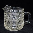 Vintage Windsor Crystal Creamer Indiana or Federal Glass