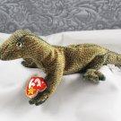 Ty Scaly The Lizard Beanie Baby Retired 4263