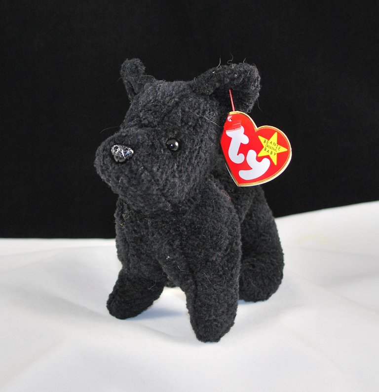 Retired Scottie The Terrier Ty Beanie Baby 4102