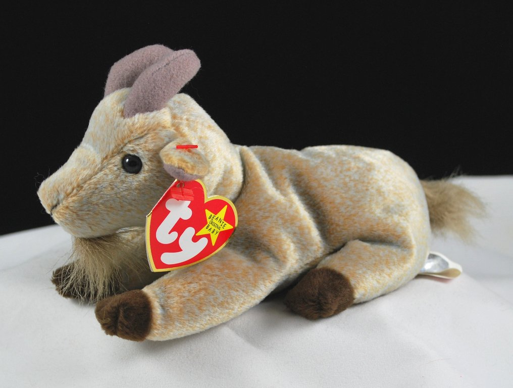 510a833c20a Ty Goatee The Mountain Goat Retired Beanie Baby 4235