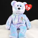Retired Ty Issy The Bear San Francisco Beanie Baby 4404