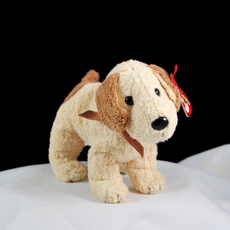 Ty Rufus The Dog Retired Beanie Baby 4280
