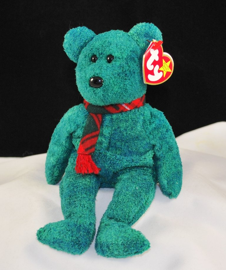 e91c35c1f5d Ty Beanie Baby Wallace the Bear Retired 4264