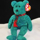 Ty Beanie Baby Wallace the Bear Retired 4264