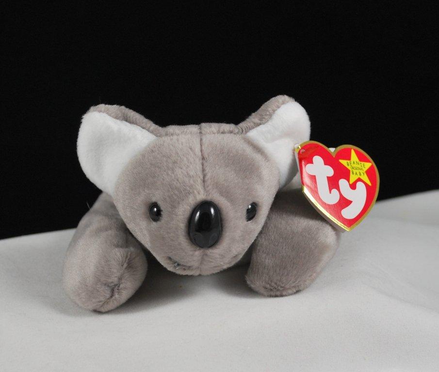54bd5bcd801 Ty Beanie Baby Mel The Koala Bear Retired 4162