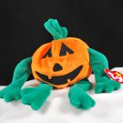 Retired Ty Beanie Baby Pumkin The Pumpkin' 4205