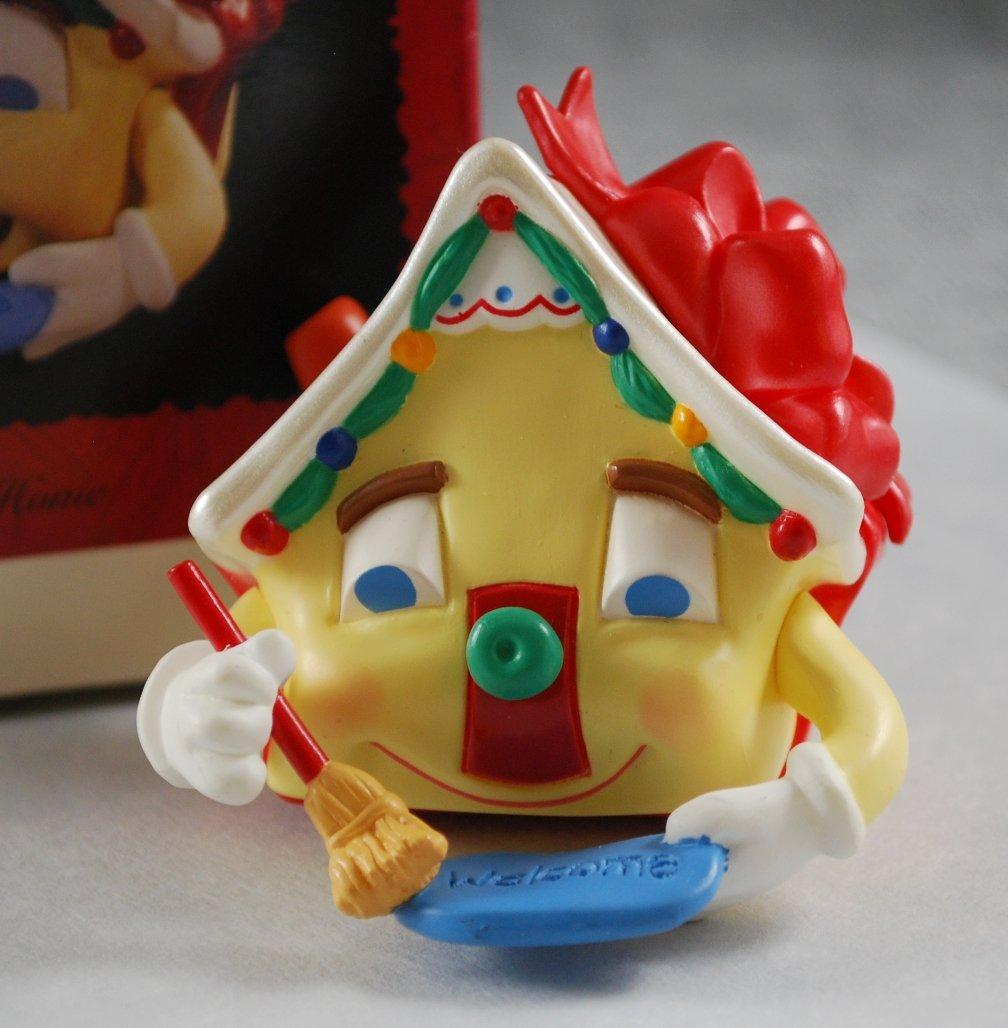 Hallmark 1995 Keepsake New Home Christmas Tree Ornament